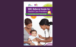 WIC Referral Guide for Health Care Providers